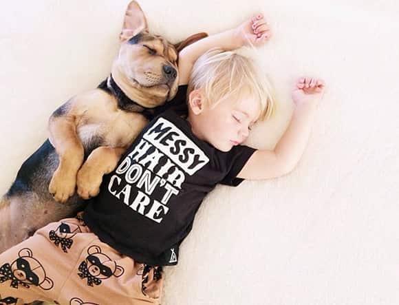 Sleeping Dog, Baby