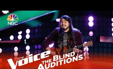 Gabriel Wolfchild - Don't Think Twice, It's All Right (The Voice)