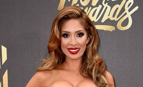 Farrah Abraham Releases Graphic Photo of Gross Injury, Is REALLY Starved For Attention