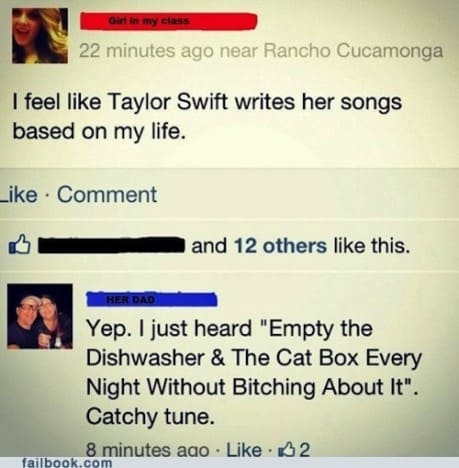 I Really Relate to Taylor Swift Songs!