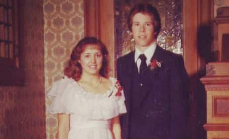 Jim Bob and Michelle Duggar Wedding Photo