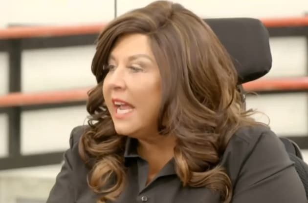 Abby Lee Miller Update: The Dance Moms Star Cant Avoid a