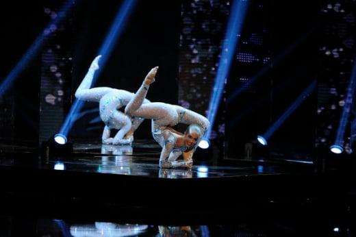 Lindsey Norton on America's Got Talent