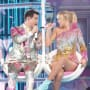 Taylor swift and brendon urie perform me at the 2019 billboard m
