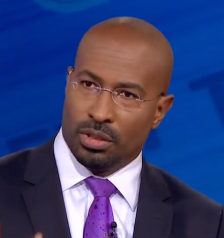 Van Jones on CNN