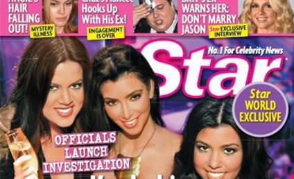 Kardashians Konsider Lawsuit to Kombat Kontemptible Sweatshop Klaims