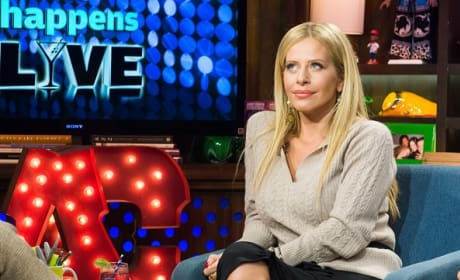 Dina Manzo on Watch What Happens Live