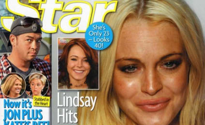 "Source: Lindsay Lohan is an ""Obituary Waiting to Happen"""