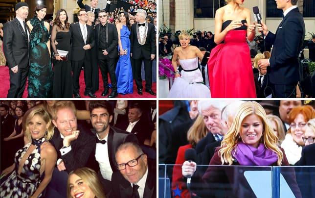 29 celebrity on celebrity photobombs hey me 2