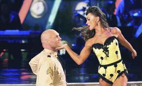 Karina Smirnoff on DWTS