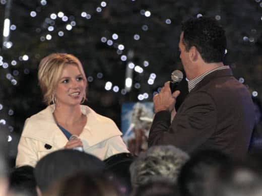 Merry Christmas From Britney