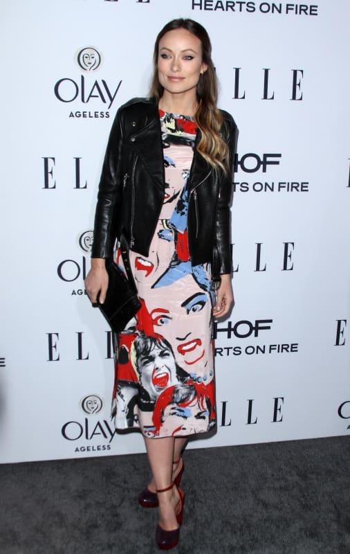 Olivia Wilde: ELLE's Women In Television Celebration