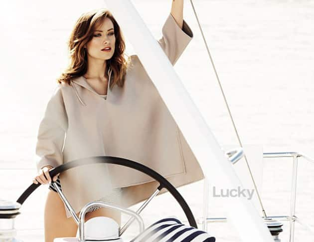 Olivia Wilde in Lucky