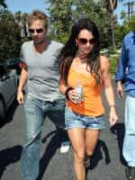 Jason Trawick, Britney Photo