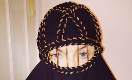 Madonna Burqa Photo is Offensive, Stupid