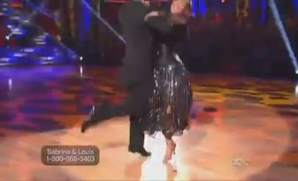 Dancing With the Stars Recap: Sabrina Bryan Quicksteps to Top Spot