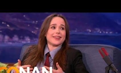 Ellen Page Dreams About Justin Bieber, Pubic Hair