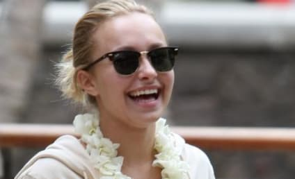 Hayden Panettiere Looks Out For Her Heroes Co-Star