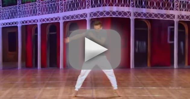 Trevor Bryce So You Think You Can Dance Audition