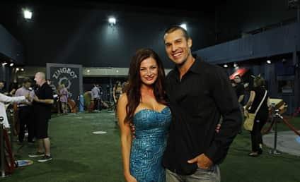 Rachel Reilly and Brendon Villegas: Married!