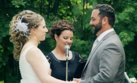 Man Shocks Girlfriend: We're Getting Married Today!