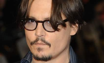 Johnny Depp Repeats as America's Favorite Actor