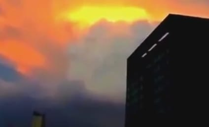 Beijing Mushroom Cloud: Not Armageddon, Just Nature