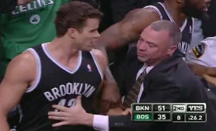 Kris Humphries: Ejected from Nets-Celtics Game!