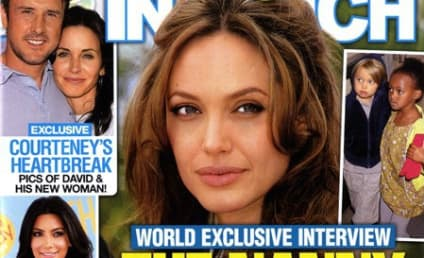 Fake Nanny: Angelina Jolie Lets Maddox Swear, Drive Cars, Drink Wine