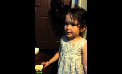 Little Girl Gives Hilarious Reason for Dislike of Cats