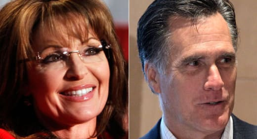 Palin and Romney