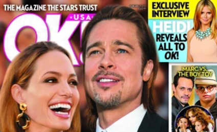 Angelina Jolie and Brad Pitt to Wed This Summer?