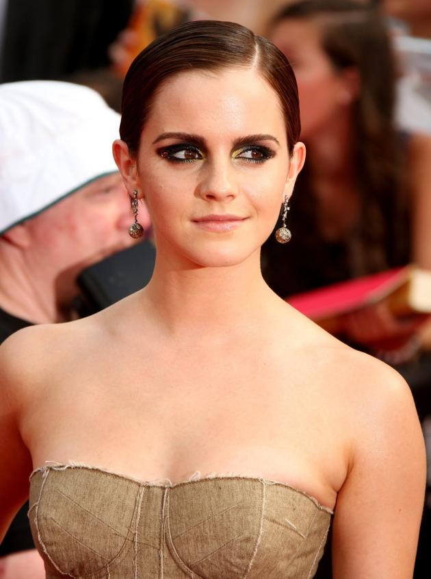 Emma Watson Rumored For Role Of Anastasia Steele The