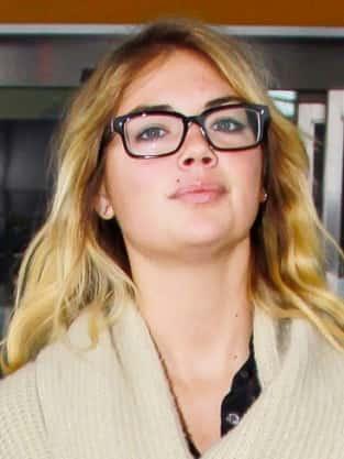 Kate Upton, No Makeup