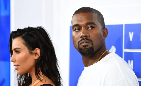Death Stare from Kanye