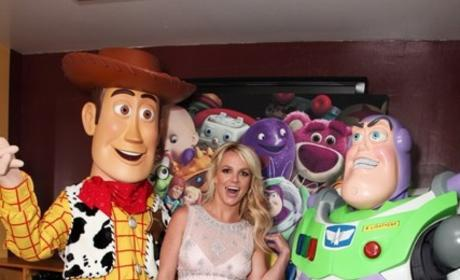 Britney's Buddies