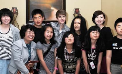 Justin Bieber to Japanese Earthquake Victims: Hang in There!