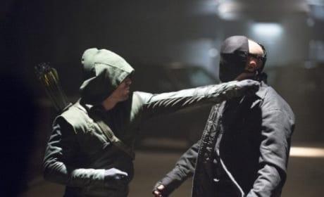 Arrow Episode Picture