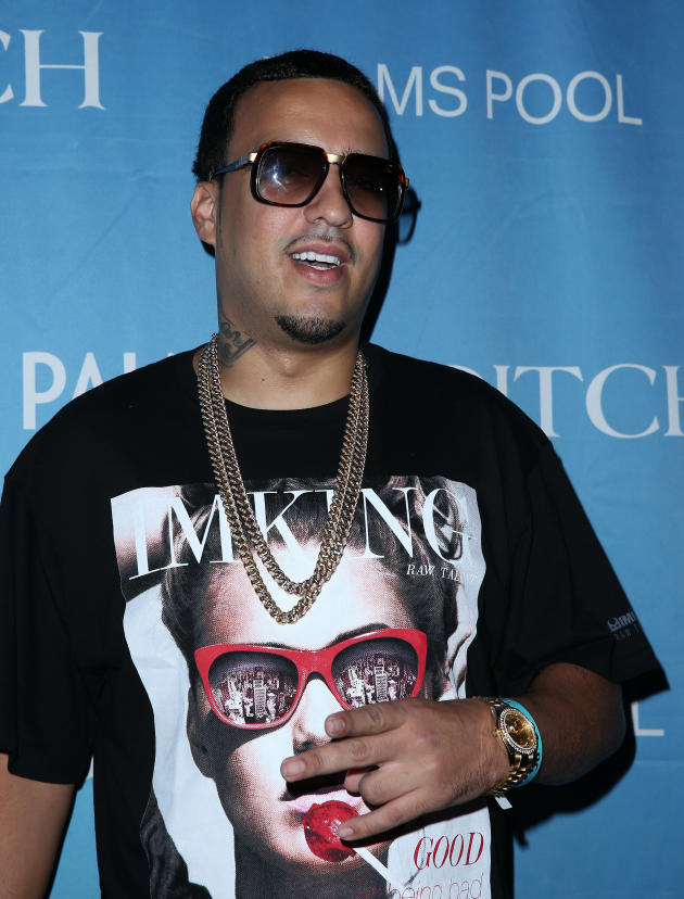 French Montana Red Carpet