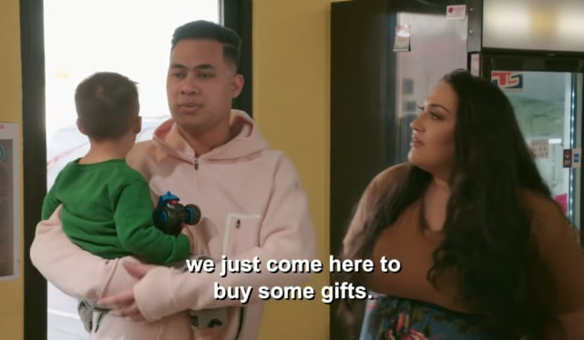 ¡Comprar regalos es divertido!