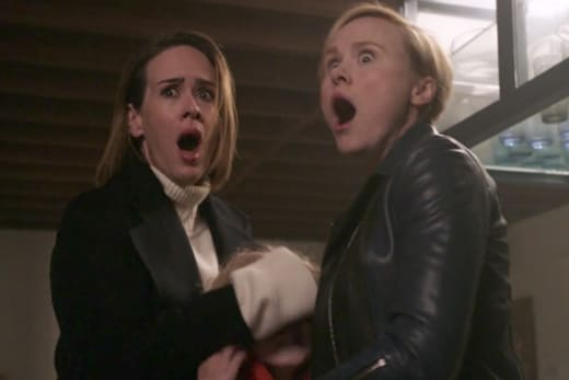 Sarah Paulson, Alison Pill For FX