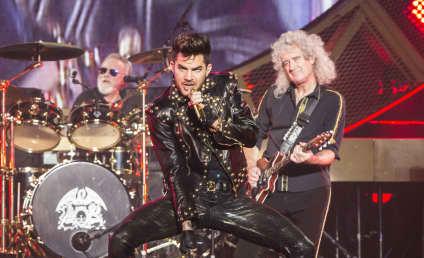 Happy 33rd Birthday, Adam Lambert!