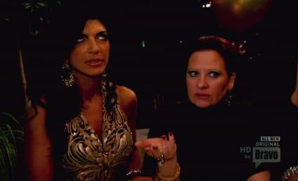 Caroline Manzo on Teresa Giudice Silent Treatment: Ongoing, Awesome!