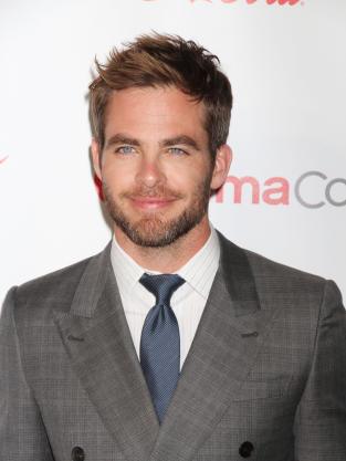 Chris Pine Picture