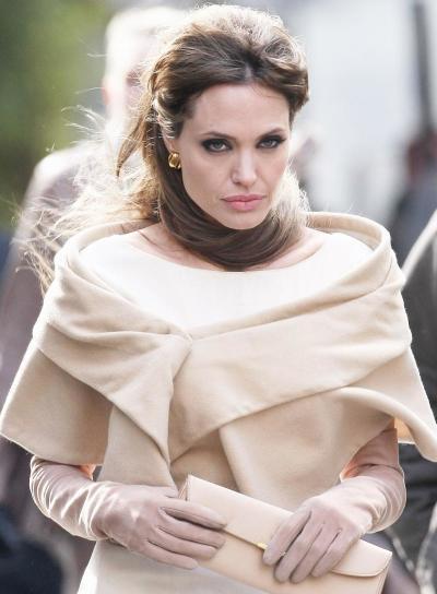 Angelina Jolie is The Tourist