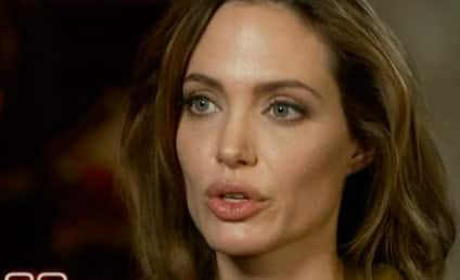 Angelina Jolie on 60 Minutes: I'm Lucky to Be Alive