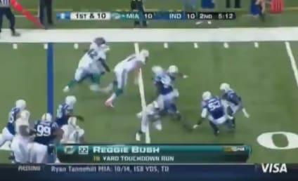Terry Bradshaw on Reggie Bush TD Run: Like He's Chasing a Bucket of Chicken!