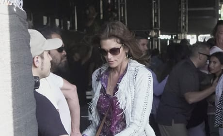 Cindy Crawford Coachella 2016