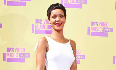 Rihanna, Short Hair