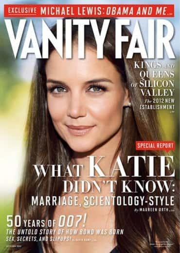 Katie Holmes Vanity Fair Cover